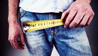 Ar nario dydis priklauso nuo pirstu dydzio