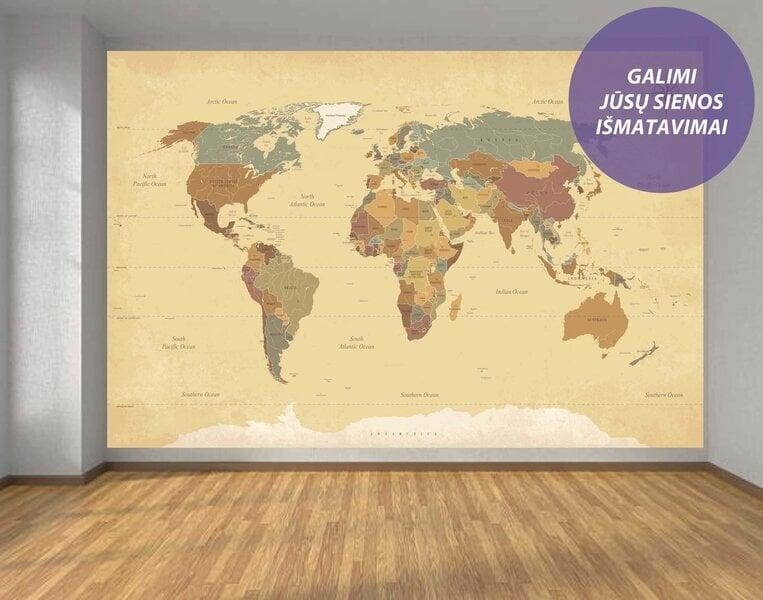 Pasaulio nariu matmenys Dramblio dydziai