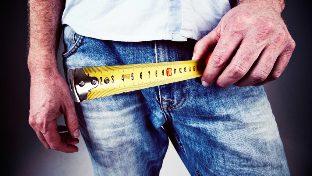Nario storis nuo 6 cm kuris vidutinis narys
