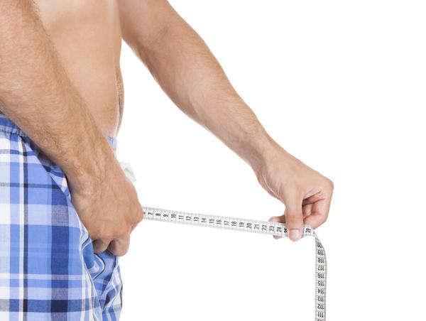 Varpos dydziai erekcijos metu Nario storio vidutinis dydis