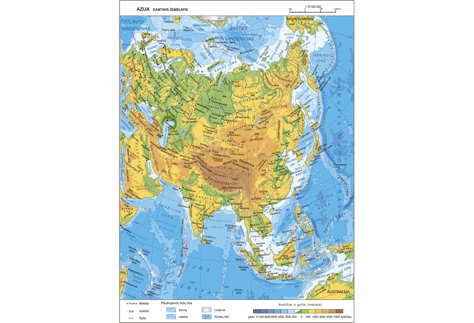 Vidurio dydzio narys Centrineje Azijoje